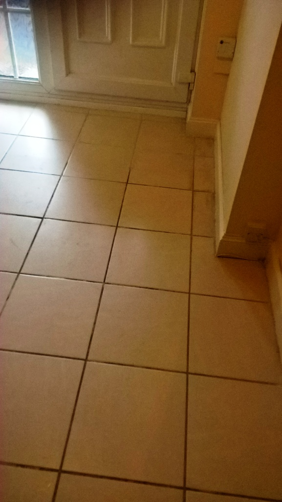 Ceramic Grout Lines Cirencester Before Cleaning