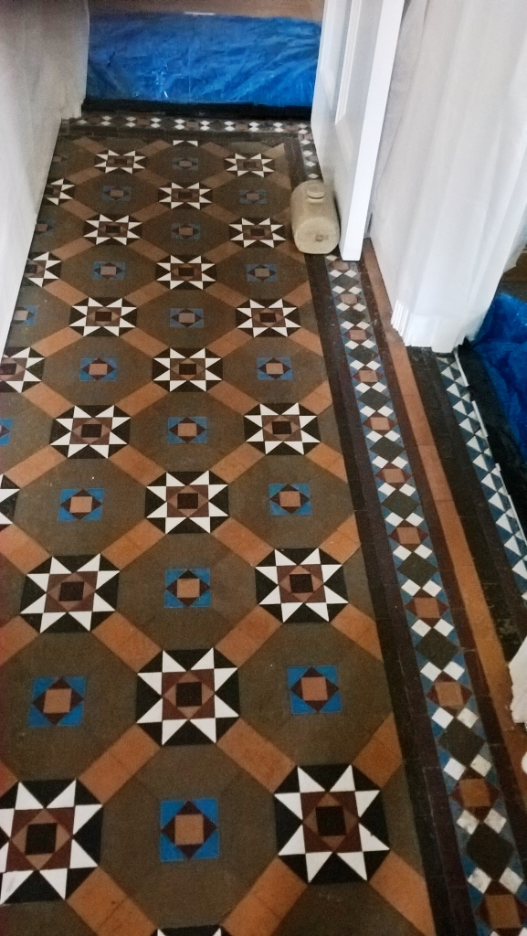 Cheltenham Cleaning And Maintenance Advice For Victorian Tiled Floors