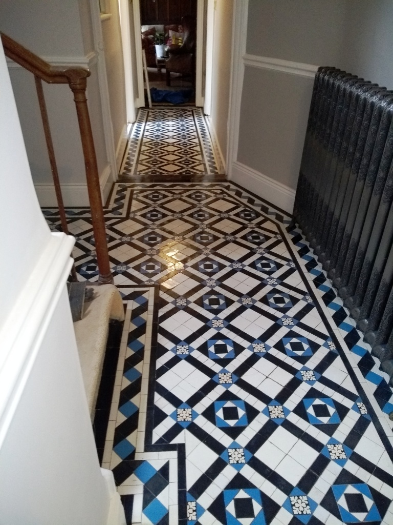 Victorian Hallway After Renovation Gloucester